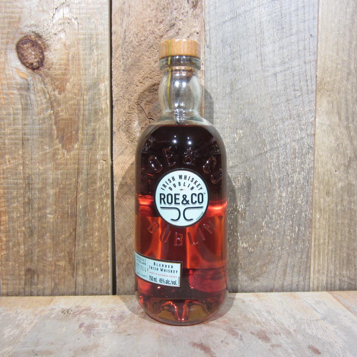 Roe and Co Irish Whiskey 750ml