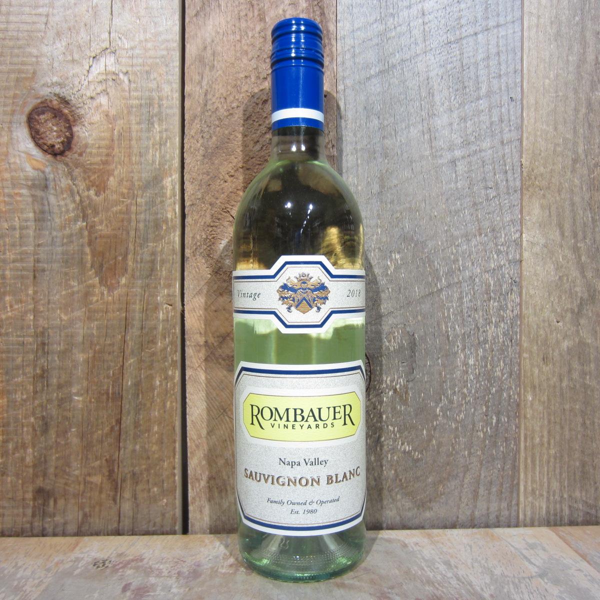 Rombauer Sauvignon Blanc 2018 750ml