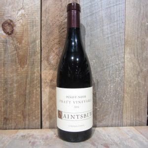 Saintsbury Pratt Vineyard Pinot Noir 2017 750ml