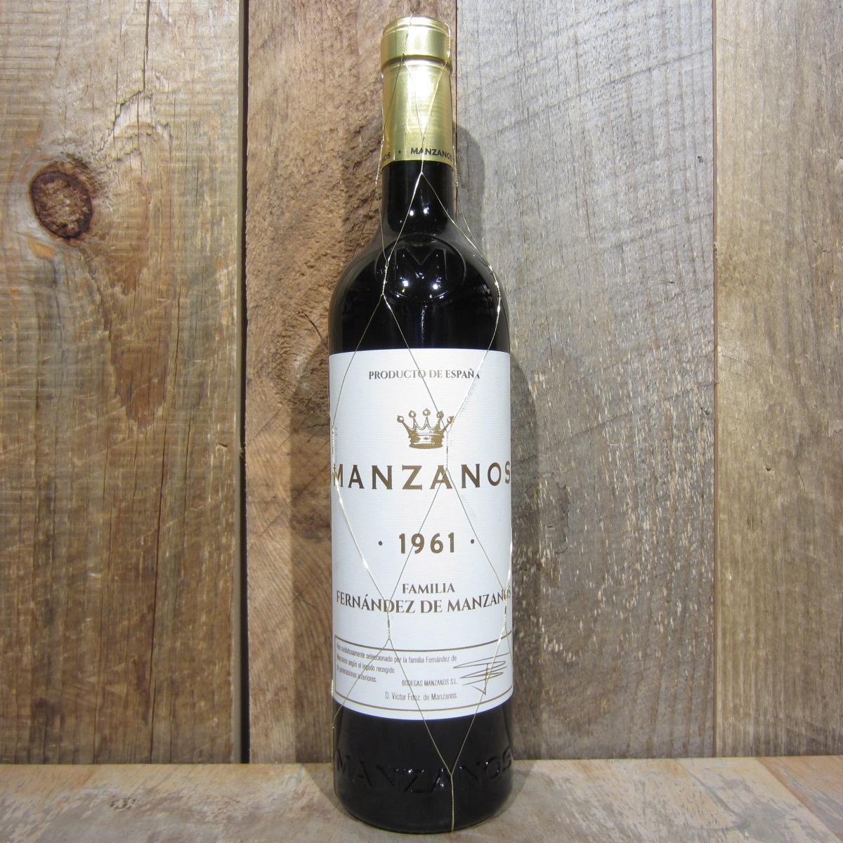 Manzanos 1961 750ml