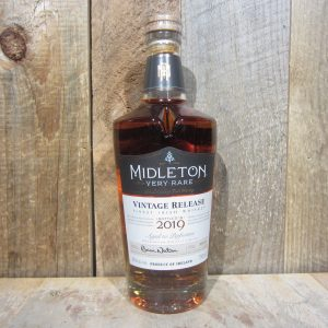 MIDLETON VERY RARE IRISH WHISKEY VINTAGE 2019 750ML