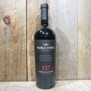 NOBLE VINES CABERNET SAUVIGNON 337 750ML