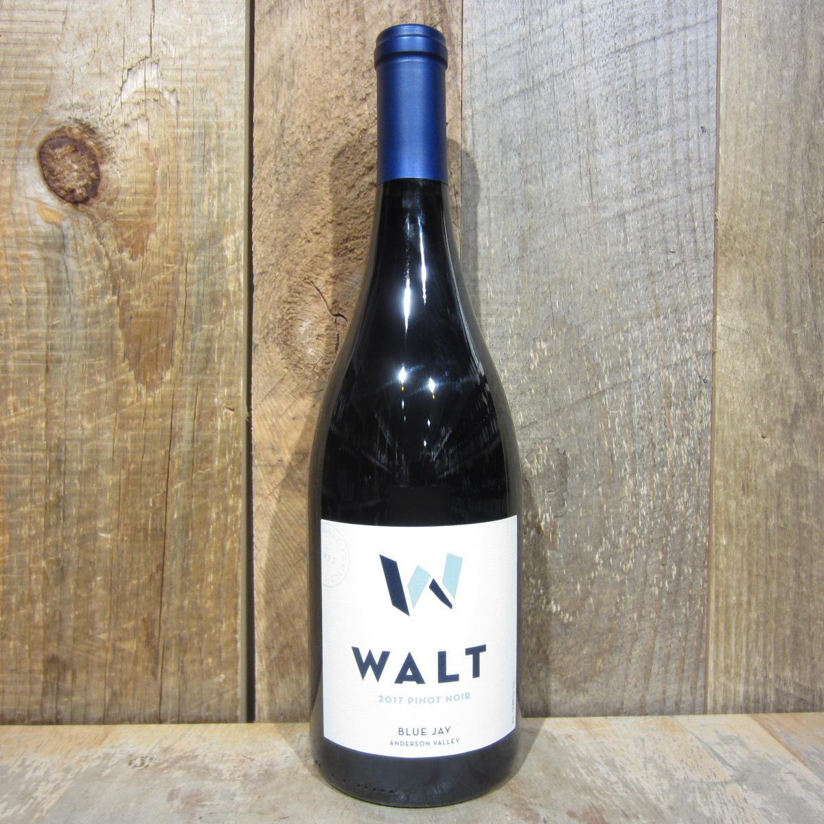 Walt Blue Jay Anderson Valley Pinot Noir 2019 750ml