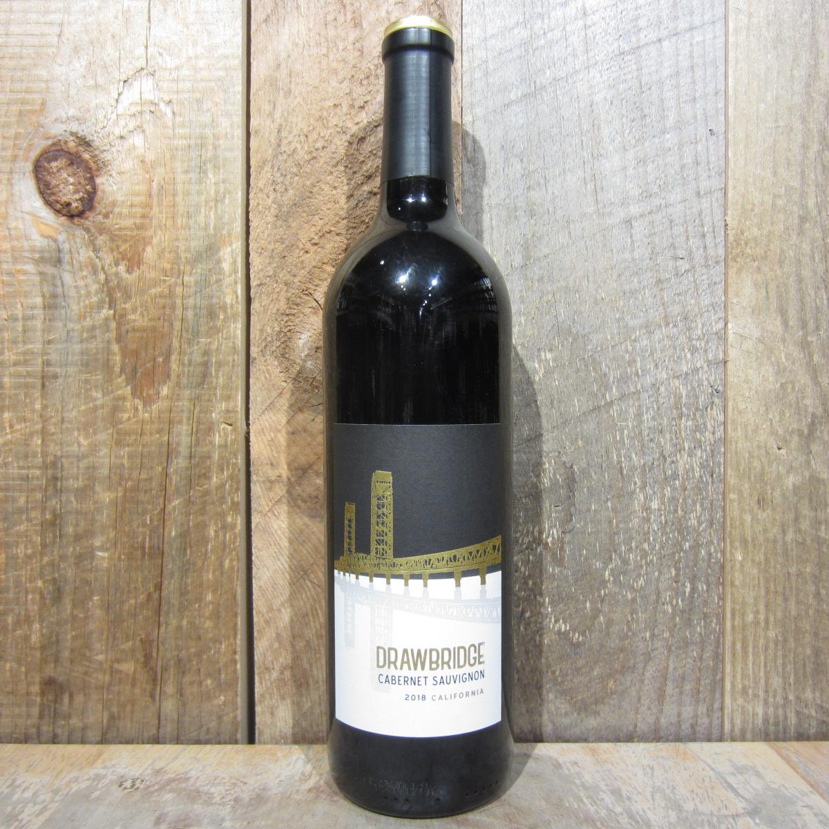 Drawbridge Cabernet Sauvignon 2020 750ml