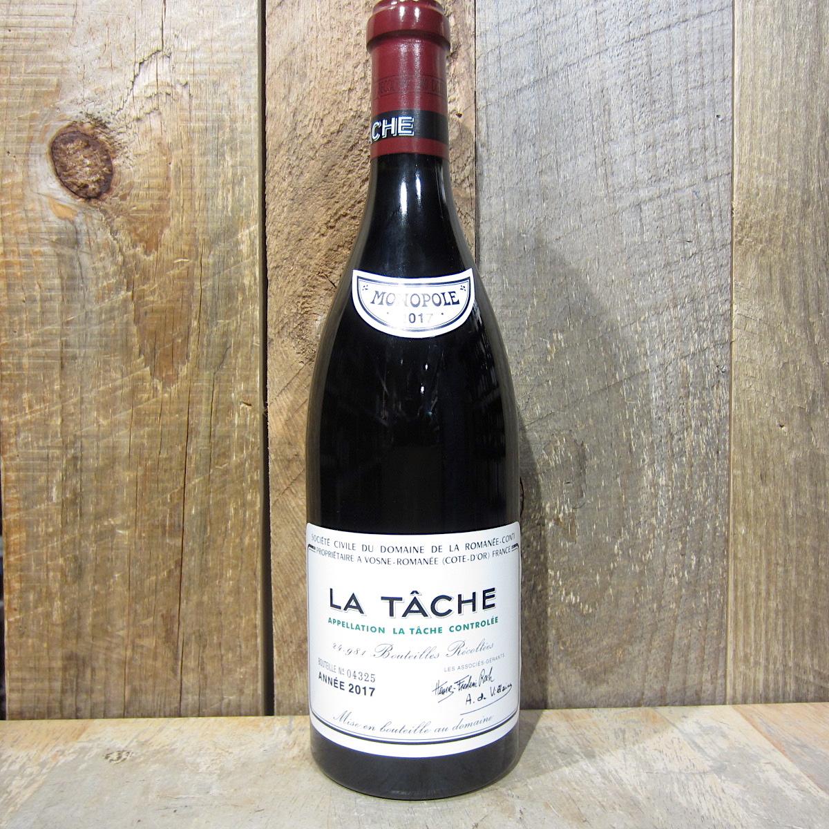 Domaine de La Romanee Conti La Tache 2017 750ml