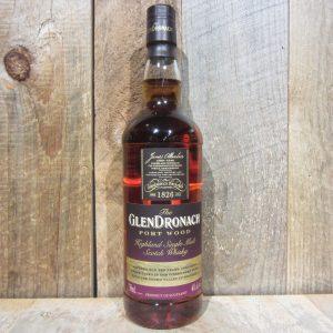 GLENDRONACH PORT WOOD 10YR 750ML
