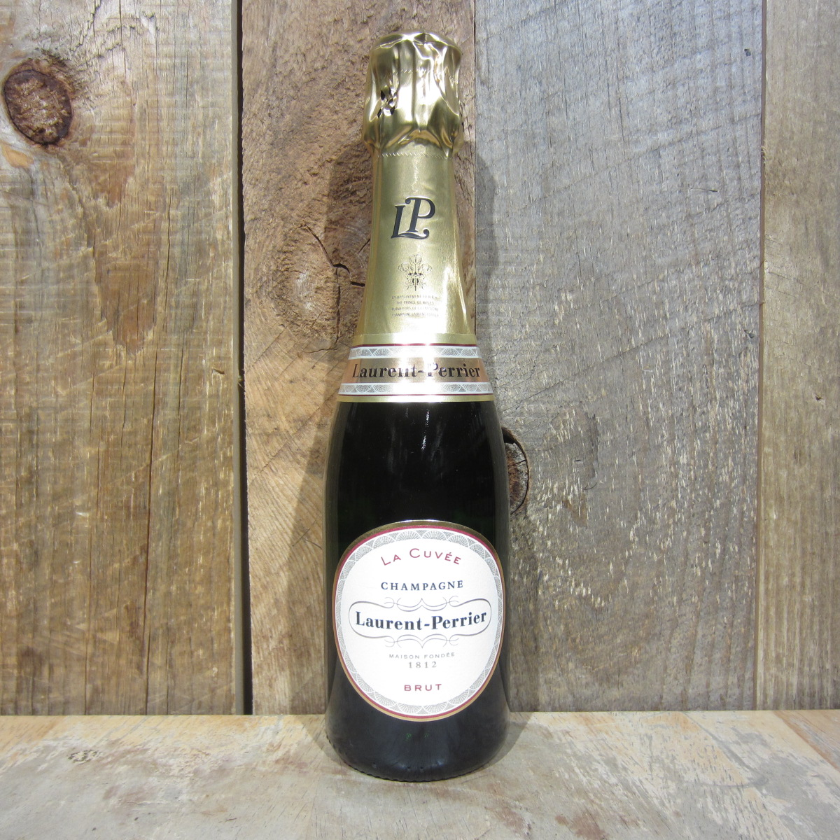 Laurent Perrier Brut Champagne 375ml (Half Size Btl)