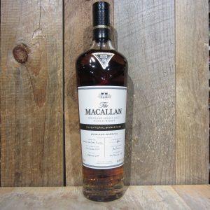 MACALLAN EXCEPTIONAL SINGLE CASK 6355 101.6PF 750ML