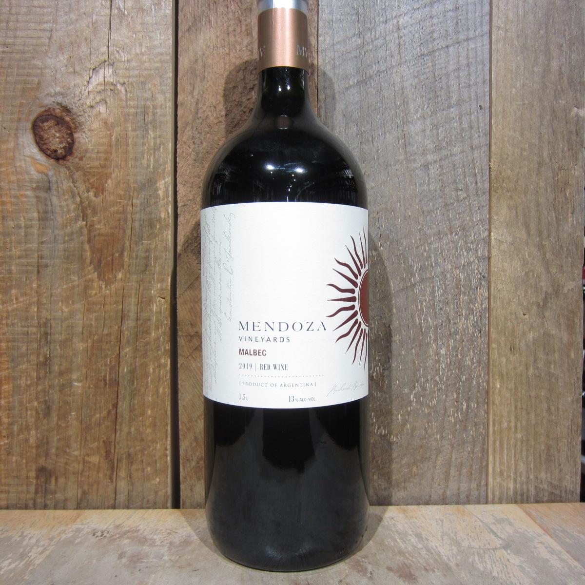 Mendoza Vineyards Malbec 1.5L