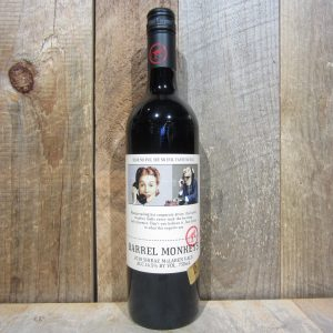 RED HEADS STUDIO BARREL MONKEYS SHIRAZ MCLAREN VALE 750ML