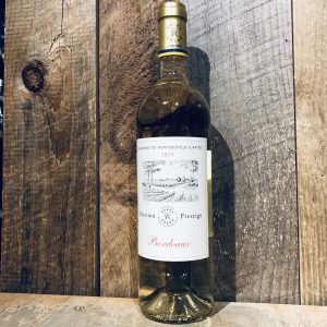 ROTHSCHILD SELECTION PRESTIGE BORDEAUX BLANC 750ML