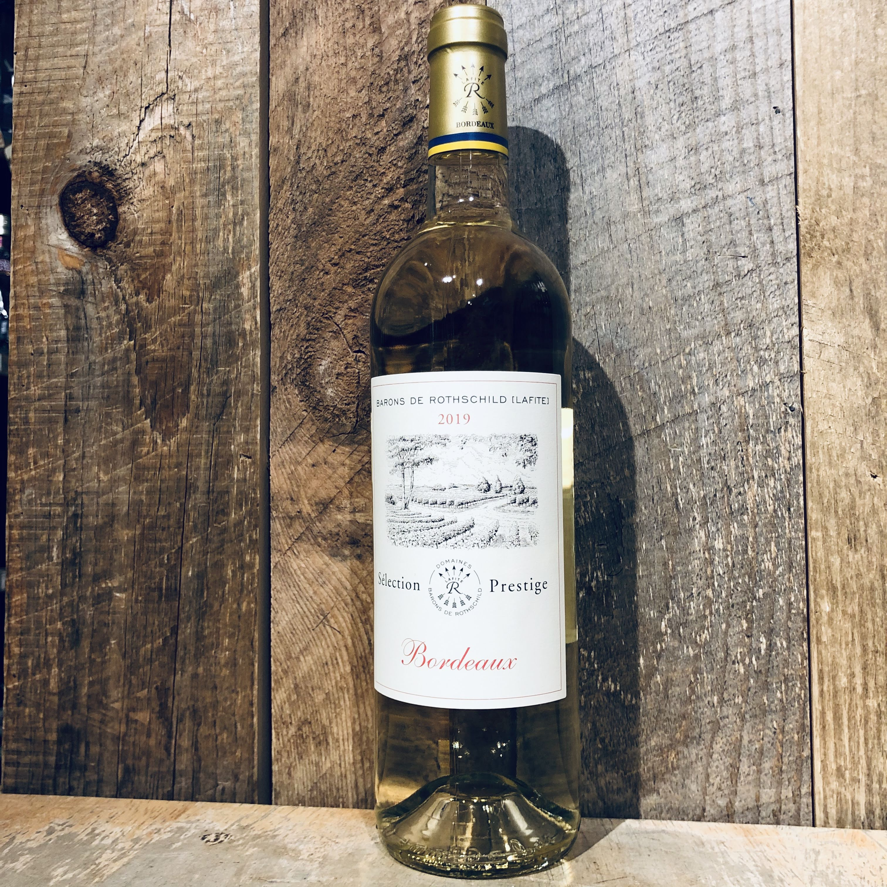 Rothschild Selection Prestige Bordeaux Blanc 750ml