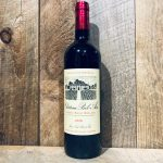 CHATEAU BEL AIR LUSSAC SAINT-EMILION 2015 750ML