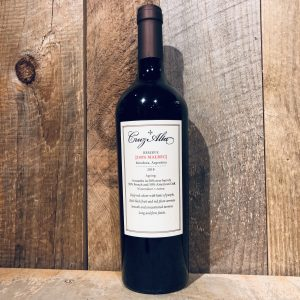 CRUZ ALTA MALBEC RESERVE 750ML