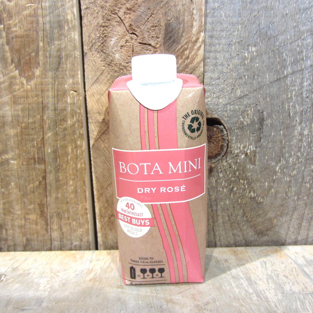 Bota Box Mini Rose Box 500ml