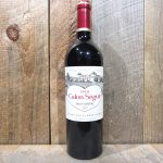 CHATEAU CALON SEGUR SAINT ESTEPHE 2017 750ML