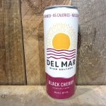 DEL MAR BLACK CHERRY WINE SELTZER (CAN) 355ML