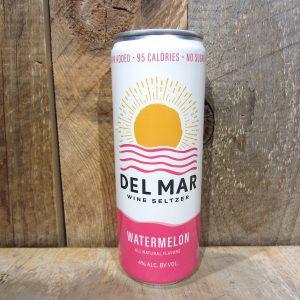 DEL MAR WATERMELON WINE SELTZER (CAN) 355ML