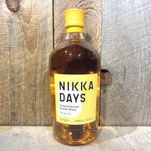 NIKKA DAYS WHISKEY 750ML