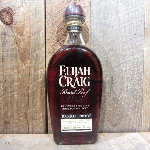 Elijah Craig Bourbon Barrel Proof 12yr 127.2 750ml