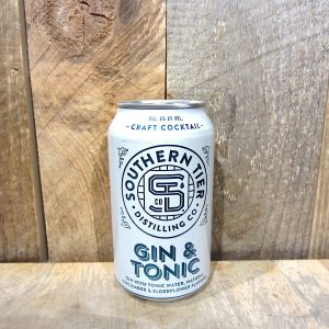 SOUTHERN TIER GIN AND TONIC (CAN) 355ML