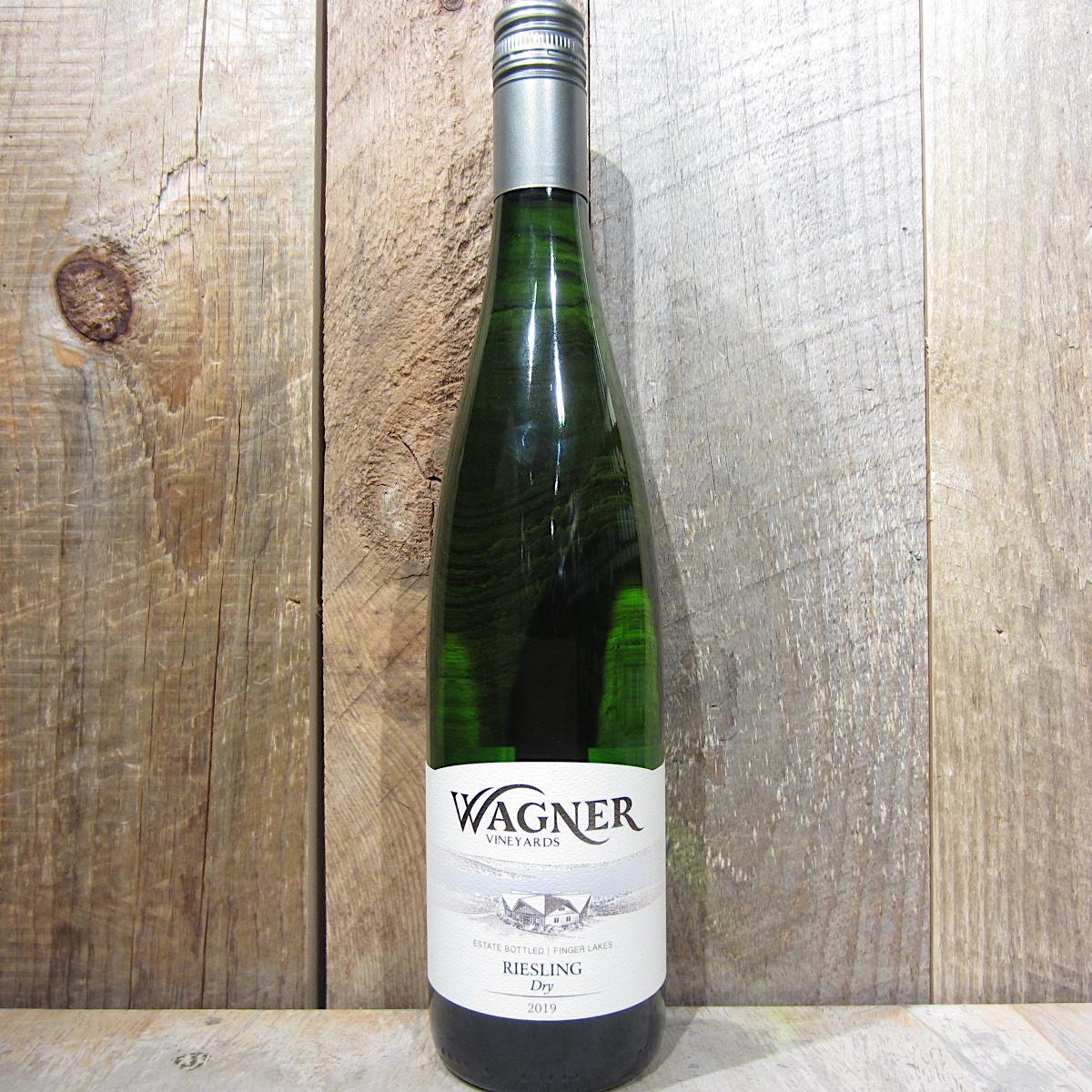 Wagner Vineyards Dry Riesling 750ml