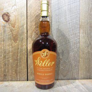 Weller Single Barel Bourbon 750ml