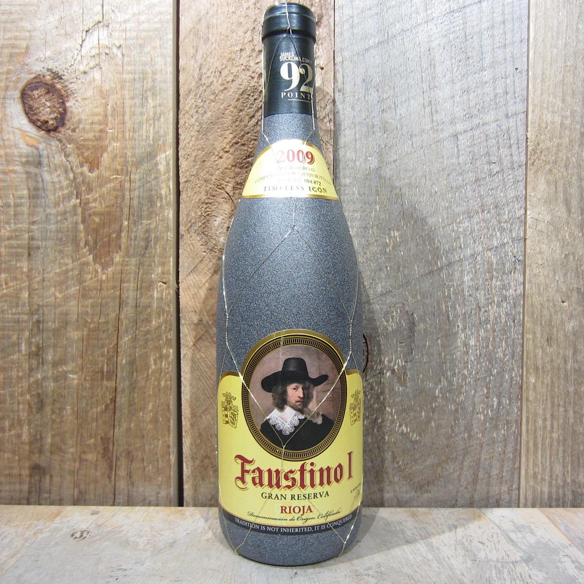 Faustino Gran Reserva 2009 750ml