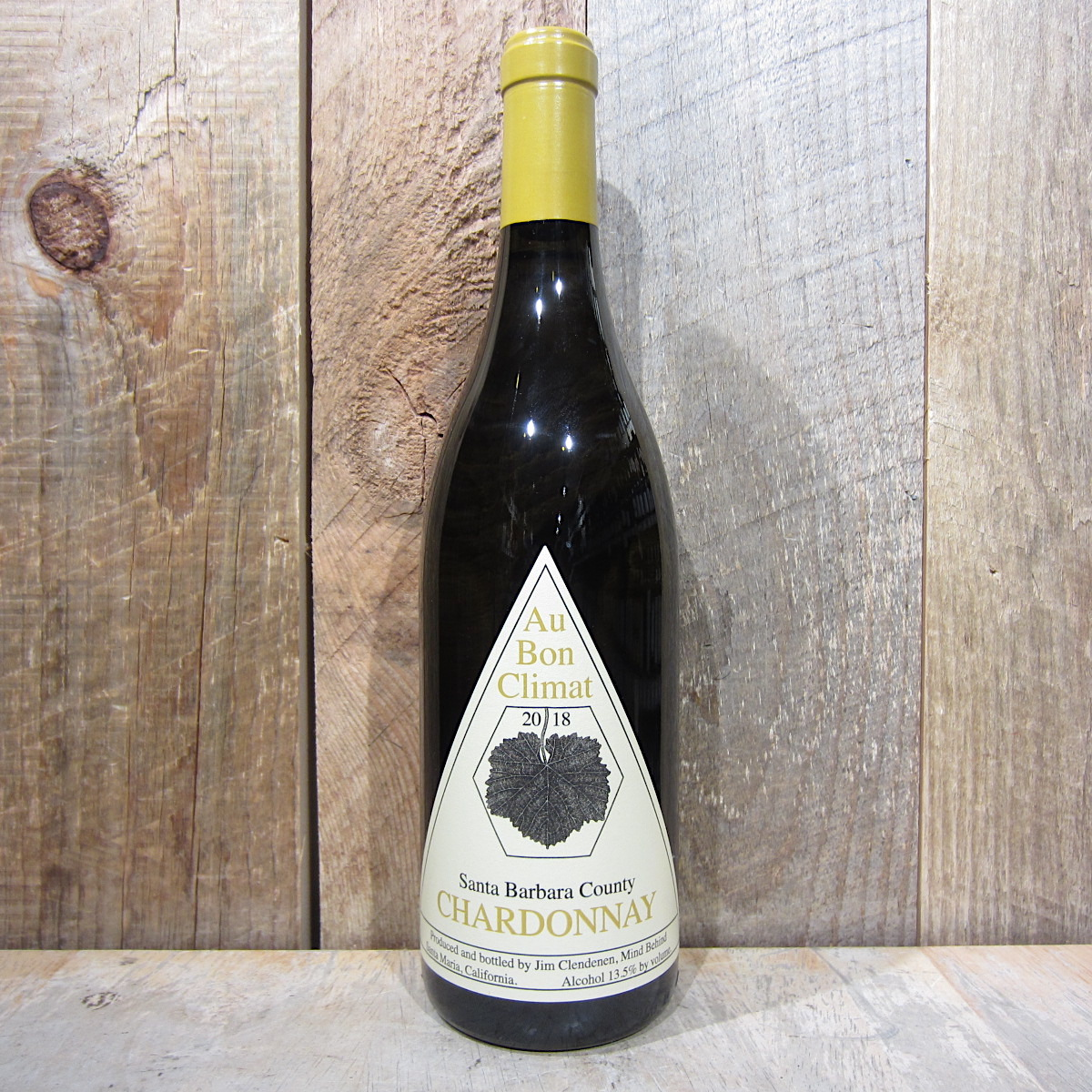Au Bon Climat Santa Barbara Chardonnay 2019 750ml