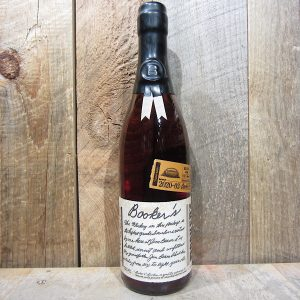 Bookers Bourbon Pigskin Batch 750ml