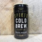 CAFE AGAVE SPIKED COLD BREW CAFFE MOCHA 187ML (CAN)