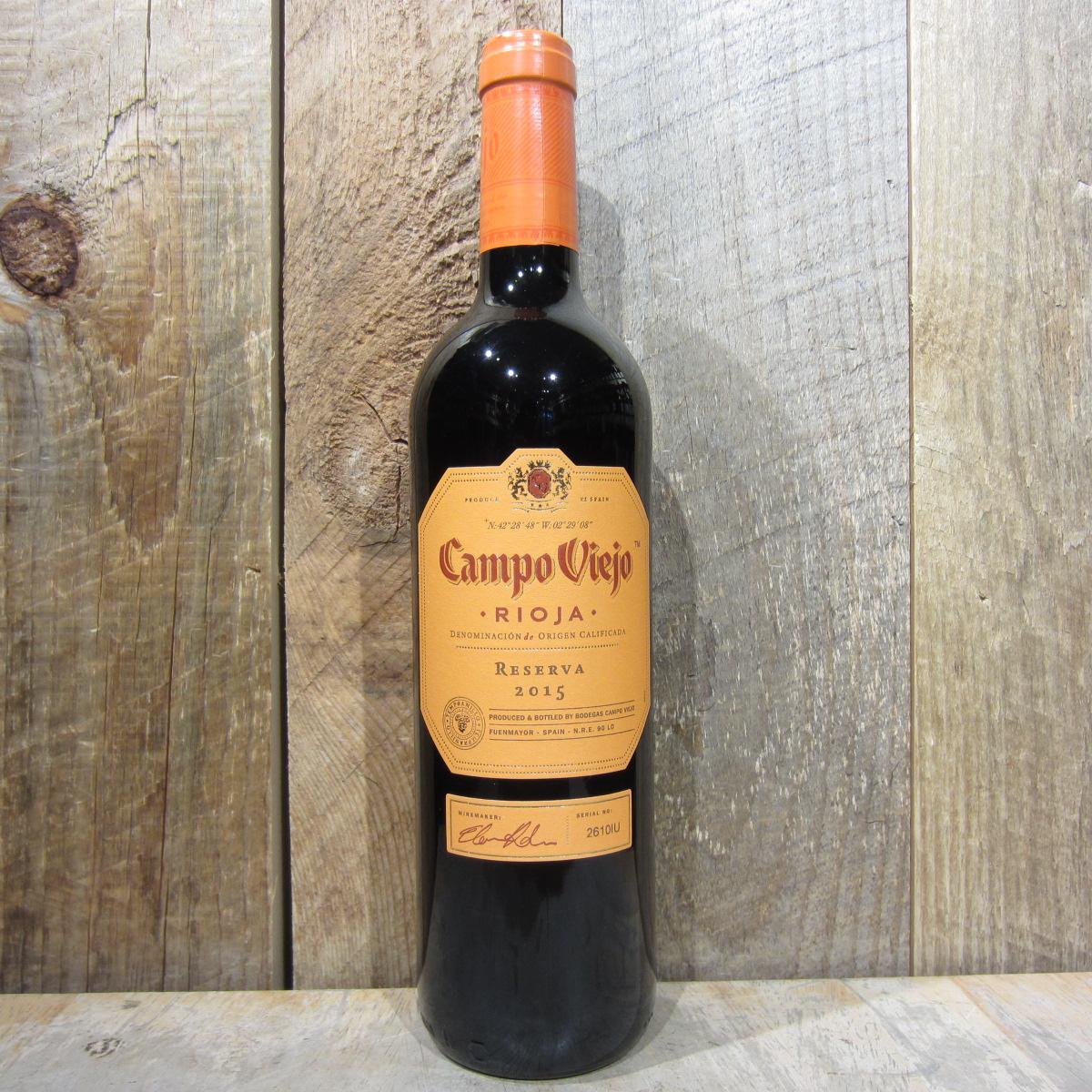 Campo Viejo Reserva 750ml