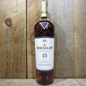 MACALLAN DOUBLE CASK 15YR 750ML