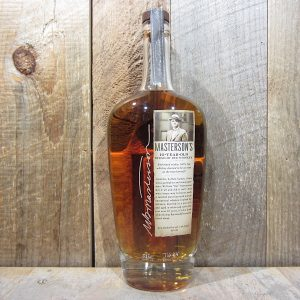 MASTERSONS 10 YEAR OLD RYE 750ML