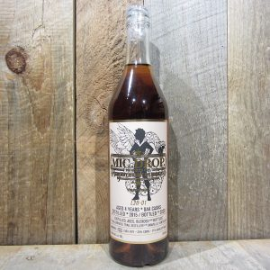 MIC DROP 4 YEAR STRAIGHT RYE 750ML