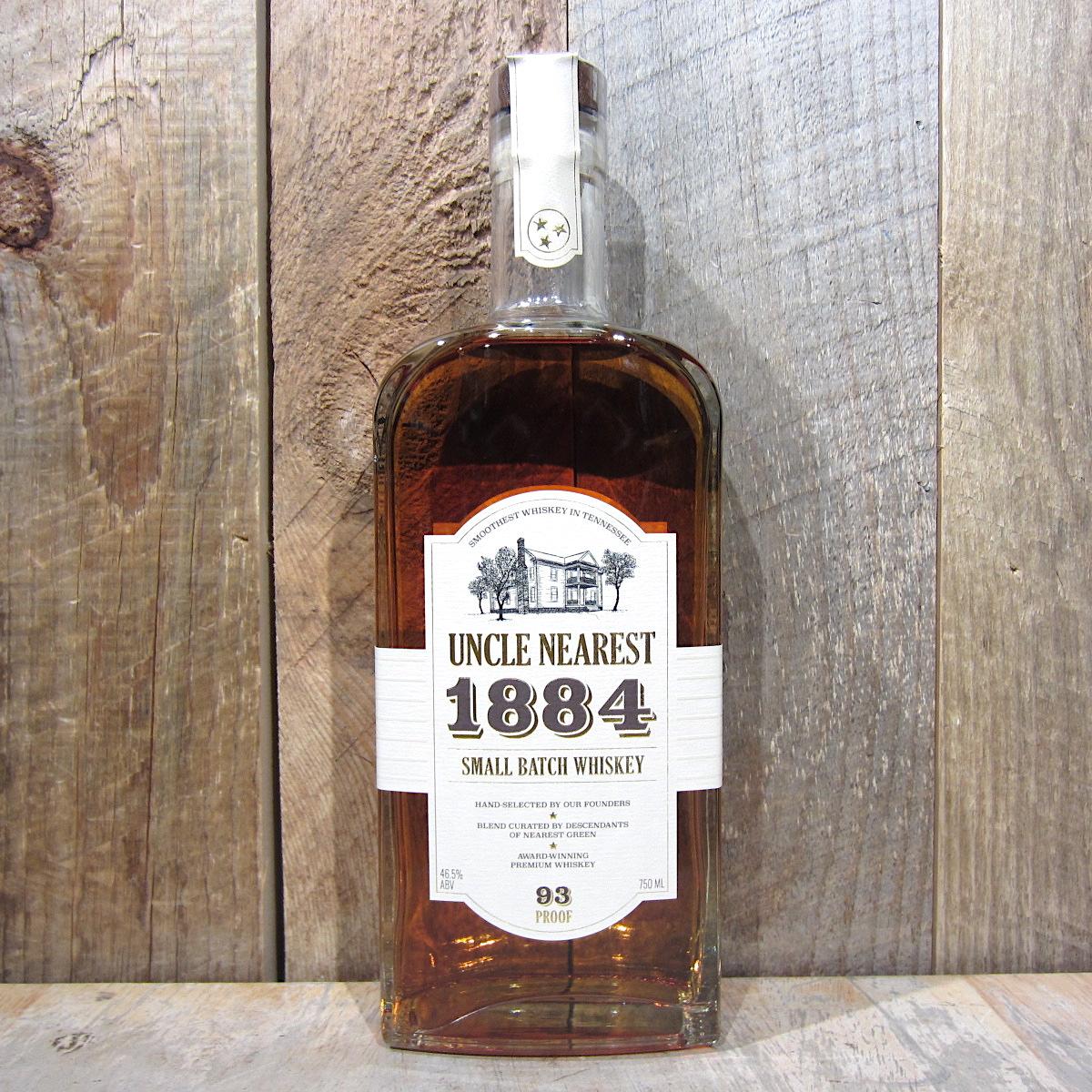 Uncle Nearest 1884 Whiskey 750ml
