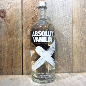 Absolut Vanilla 1L
