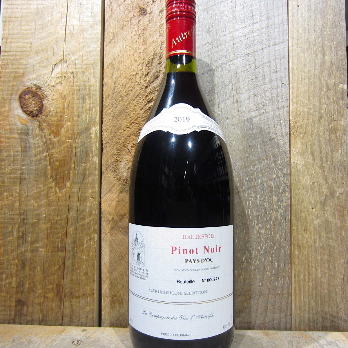 D'Autrefois Pinot Noir 1.5L