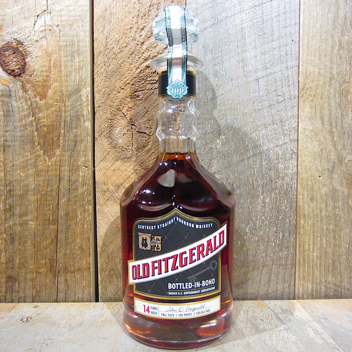 Old Fitzgerald Bottled In Bond 14 Year Bourbon 750ml