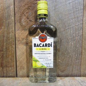 Bacardi Limon 375ml (Half Size Btl)