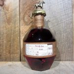 BLANTONS STRAIGHT FROM THE BARREL BOURBON 750ML