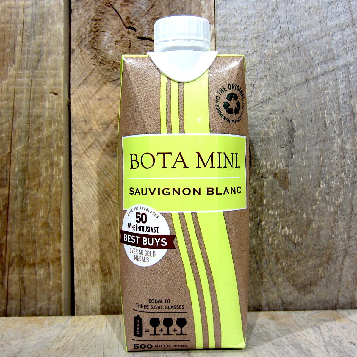 Bota Box Mini Sauvignon Blanc 500ml