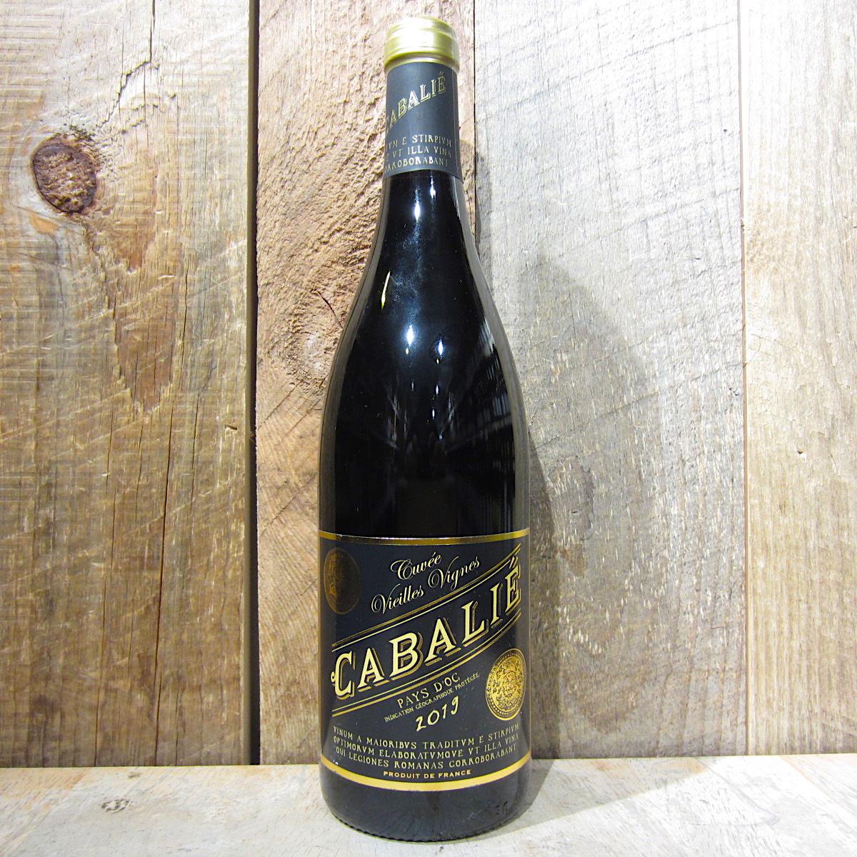 Cabalie Cuvee Vieilles Vignes 2018/19 750ml