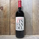 CAPITAL Z ZINFANDEL 750ML