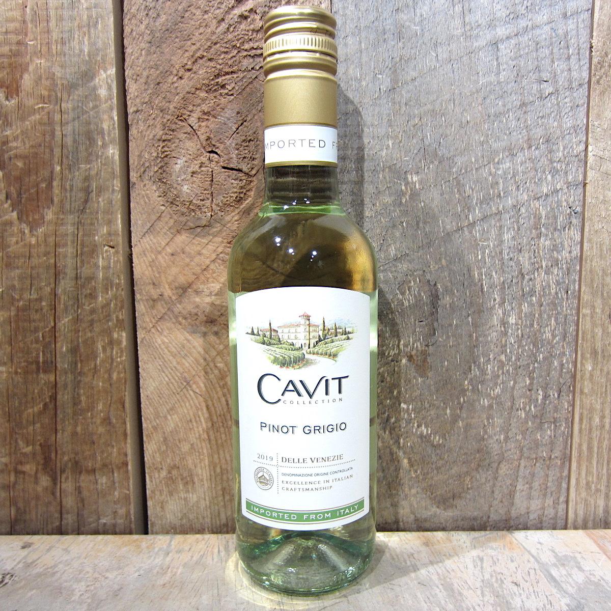 Cavit Pinot Grigio 375ml (Half Size Btl)