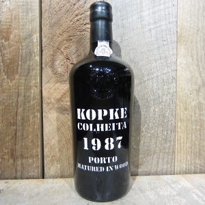 Kopke Colheita Port 1987 750ml