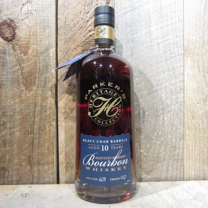 Parkers Heritage Bourbon 10 Years Heavy Char Barrels 750ml