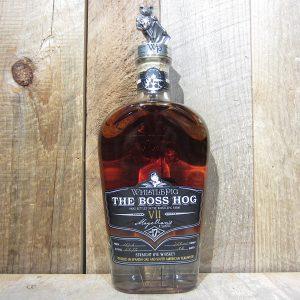 Whistle Pig The Boss Hog VII Magellans Atlantic Single Barrel Rye 750ml