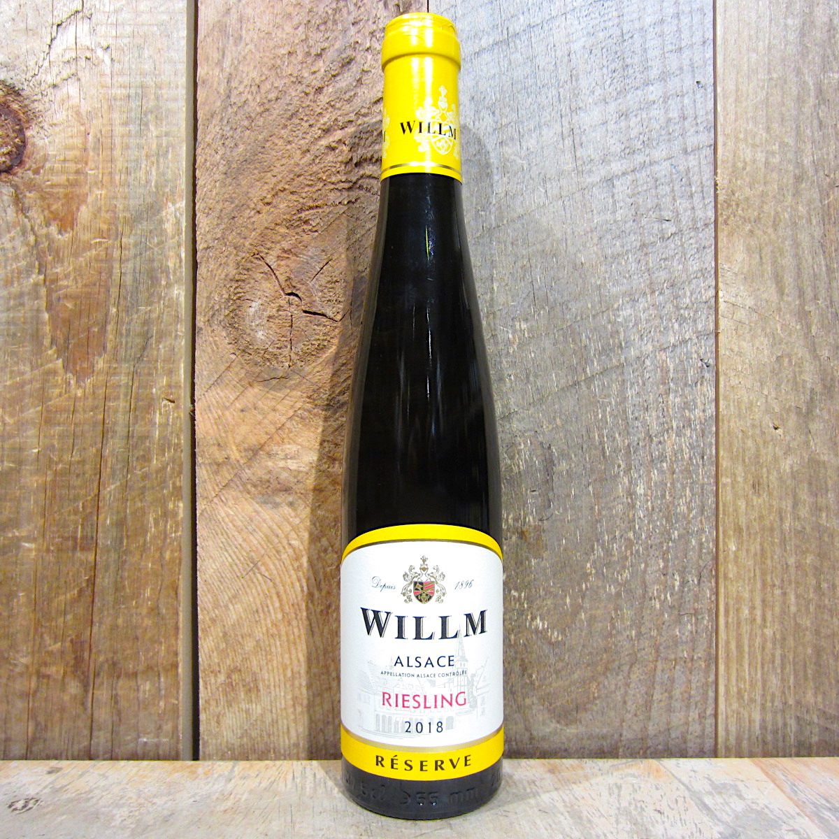 Willm Riesling 2018 375ml (Half Size Btl)