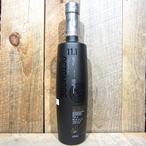 Bruichladdich Octomore  Ed 11.1 118.8pf Scotch Whiskey 750ml